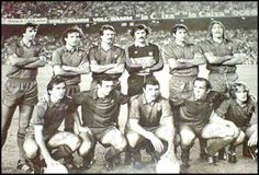EQUIPOS DE FÚTBOL: BARCELONA 1980-81