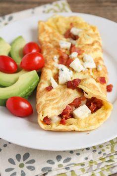 omelete sănătoase de ardere a grăsimilor)
