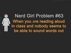 ugh I had a teacher like this, except she just kept reading random words that weren't even there.