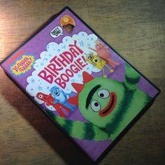 Yo Gabba Gabba: Birthday Boogie (DVD, 2010) 97368949140 | eBay