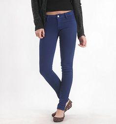 Bullhead Black Color Denim Leggings - PacSun.com - StyleSays