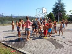 CAMPAMENTO DEPORTIVO SUH SPORT: CAMPAMENTO DE VERANO SUH SPORT, COMENZAMOS!!! Suho, Basketball Court, Sports, Sleepaway Camp, First Place, Sporty, Places To Visit, Camps, Blue Prints