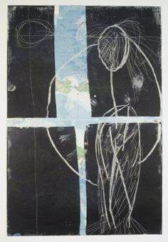Julian Schnabel 1980 Brooklyn Museum: Contemporary Art: Mother