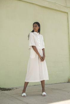 Packard blouse, Knavish culotte   Wolcott : Takemoto SS16