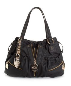 6d735504fb6c90 Kathy Van Zeeland Zipper Bag I love this one Kathy Van Zeeland, Tote Purse,