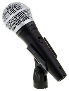 Mikrofon dynamiczny PGA48-XLR-E Shure | Nagłośnienie \ Mikrofony \ Dynamiczne | Sprzet-Dyskotekowy.pl - największy i najtańszy sklep internetowy z oświetleniem i nagłośnieniem w Polsce