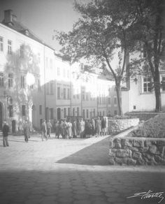Belle Epoque, Old Photos, Street View, Photography, Outdoor, Historia, Fotografia, Old Pictures, Outdoors