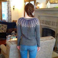 Ravelry: Vintersol pattern by Jennifer Steingass