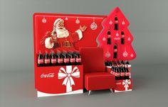 Coca Cola 2015 POSm (floor stand)