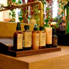 #Nashi Argan Pflegeprodukte für gesundes, geschmeidiges Haar. Mit UV-Schutz.  #UVSchutz #Haarpflege #Haare #Sommer #Arganöl