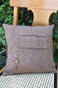 coat pillow