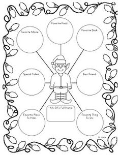 Elf in the Classroom (and a FREEBIE)