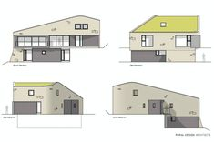 These are the designs for Portree Passivhaus, Mike Coe's second self build project.  With construction underway in a matter of days we chat to Mike about gaining planning consent and securing finance for this build.