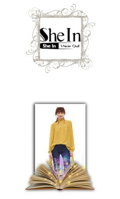 """""""shein"""" by sani234 ❤ liked on Polyvore"""