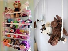 ideas para guardar juguetes