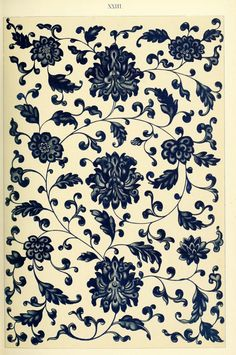 "Owen Jones 1867 ""Example of Chinese Ornament"""
