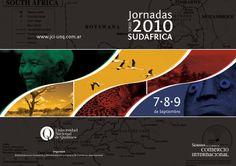 UNQ - Jornadas 2010 Tópico SUDAFRICA