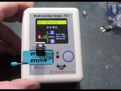 Have you seen this Cool Electronics Testing Tool? - YouTube