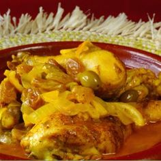 Pule me Arra (Chicken with Walnuts)- A very tasty main dish