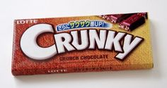 Crunky from South Korea