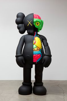 Kaws exhibition, Honor Fraser Gallery, Los Angeles
