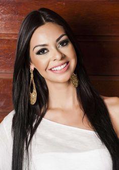 Conheça as 27 candidatas ao Miss Brasil 2014 - Terra Brasil - Priscila Pinheiro - Sergipe