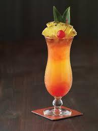 PF Chang's Copycat Recipes: Mai Tai: 1 1/2 ounces Bacardi light rum 3/4 ounce triple sec 3/4 ounce orgeat syrup 3 ounces orange juice 3 ounces pineapple juice splash Bacardi 151 rum splash dark rum Garnish: pineapple, wedge maraschino cherry Drink: Fill a 16-ounce glass with ice. Add light rum, triple sec, orgeat, orange juice, and pineapple juice, then give the drink a quick stir. Splash the 151 and dark rum on top. Do not stir.