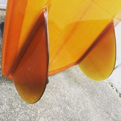 amber fins + amber board = good