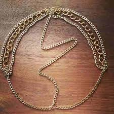 cadenas para el cabello