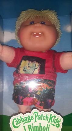 Cabbage patch kids- laxanopaido