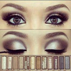 Smokey eye| Makeup | Perfection!!