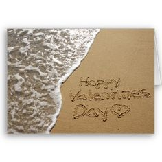 Valentine s Day cards from my custom beach writing shop! Beach Stores 55c5ba0bc56