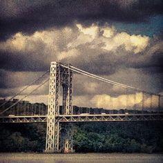George Washington Bridge  ©2012 Eric K. Washington