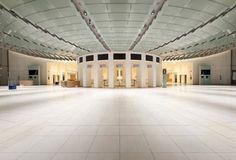 Palacongressi Rimini / www.mirage.it /  #architecture #tile #ceramics #indoor #style  #publicspaces #design