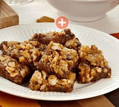Chocolate Chip Caramel Nut Bars (3 ingredients) #Nestle #recipes http://see.walmart.com/nestle/fall-favorites/?cid=sbo.386.2664