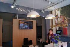 Inside JW.org Shop in France