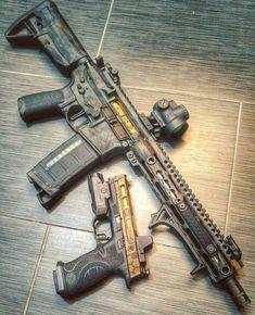 AR Parts for Custom Rifles Weapons Guns, Guns And Ammo, Armas Airsoft, Ar Rifle, Ar Build, Custom Guns, Custom Ar, Military Guns, Cool Guns