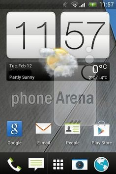 Now from the new HTC Sense 5 another screenshot has been leaked on the Internet, the new HTC Sense 5 will be presented with the HTC One (HTC M7)
