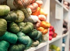 They've got some nice stuff! The color choices are lovely.  Quit Your Day Job: DyeForYarn on Etsy