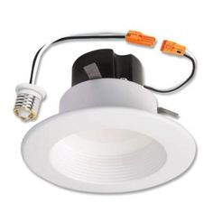 Get energy savings and low price #LED #retrofit #cansin Downtown Los Angeles USA.