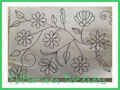 Machine Embroidery Designs at Embroidery Library! Embroidery Needles, Crewel Embroidery, Hand Embroidery Patterns, Machine Embroidery Designs, Embroidery Saree, Mexican Embroidery, Hand Quilting, Needlework, Image Search