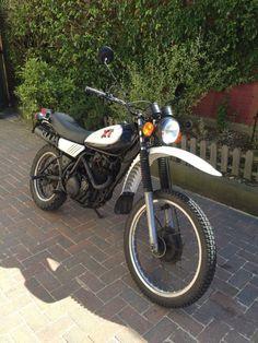 JAMAHA  XT 250
