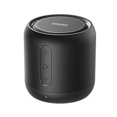 From Anker Bluetooth Speaker Soundcore Mini Super Portable Speaker With Playtime 20 Meter Bluetooth Range Enhanced Bass Works With Iphone Ipad Samsung Nexus Htc Laptops And Radios, Bluetooth Speaker Price, Portable Speakers, Audio Speakers, Bluetooth Gadgets, Speakers Online, Outdoor Speakers, Electronics Gadgets, Passive Subwoofer