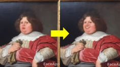 This guy going around a museum and using FaceApp to add smiles to classical art has finally found a good use for it