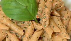 Penne Pasta with Sicilian Pesto (Penne al pesto alla siciliana) |Italian Food Net