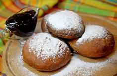 Doughnuts with cherry jam - Recipe - Today June 2015 is National Doughnut Day! Recipe Recipe, Recipe Today, Cherry Jam Recipes, Epic Kids, Disney Planes, Snack Box, How To Make Paint, Halloween Snacks, Dance Moms