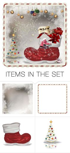 """""""Christmas"""" by coconut-cag ❤ liked on Polyvore featuring art"""