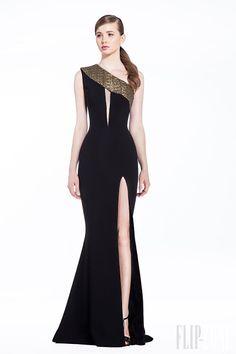"Georges Hobeika - Ready-to-Wear - ""GH"", S/S 2014 - http://www.flip-zone.net/fashion/ready-to-wear/fashion-houses-42/georges-hobeika-4241"