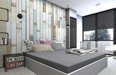 Comfortable bedroom furniture placement ideas can inspire you to improve your bedroom design and harmonize room decorating