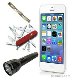 Your iPhone is a Multi-Tool with These 3 Awesome Built-In Utilities. iPhone does everything
